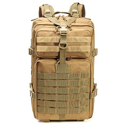 Green, black , brown tactical quality military combat desert bags image 4