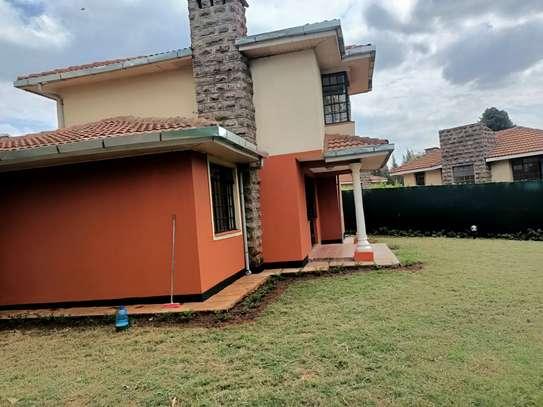 4 bedroom house for rent in Kiambu Road image 21