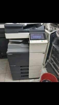 Photocopies machine bizhub konical image 1