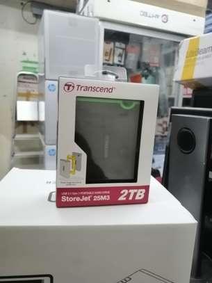 Transcend 2TB StoreJet 25M3 USB 3.1