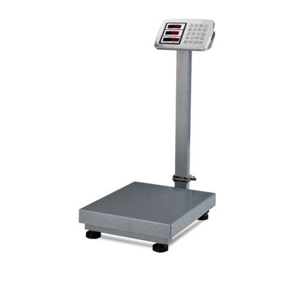 150kg  tcs electronic platform scale/digital weighing scale image 1