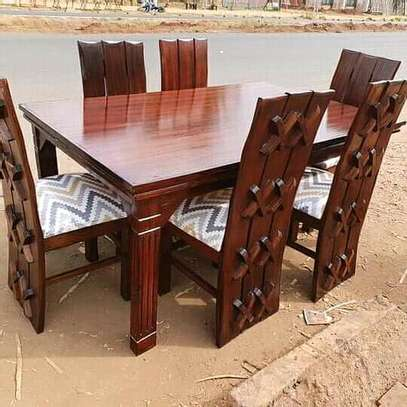 Dining sets 6 seaters image 2