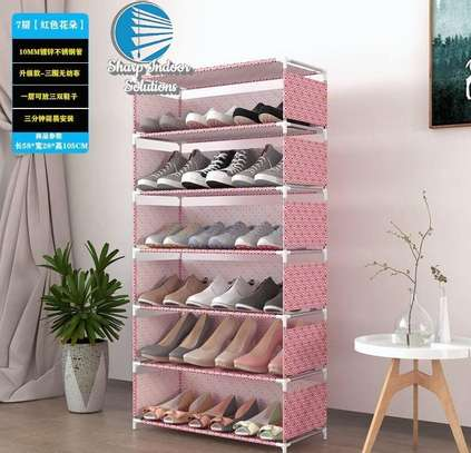 7 layers shoe racks image 4