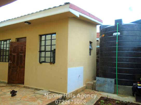 Four bedrooms townhouse with a DSQ for rent in Kibiko image 8