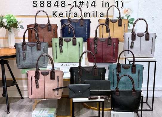 4 in 1 Ladies Handbag image 2