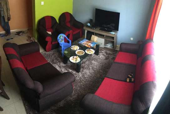 Used 7 seater sofas for sale image 5