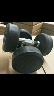 Fixed dumbbells
