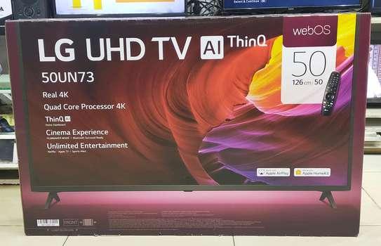 Lg TV 50 smart 4K image 1