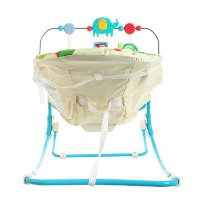 New generation 2in1 deluxe Infant-to-Toddler Rocker image 8