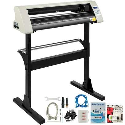 Vinyl Cutting Plotter Machine image 1