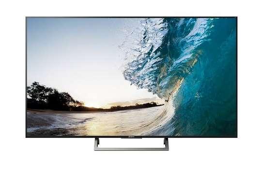 Sony 55 inches Smart UHD-4K Digital TVs 55X8000G image 1