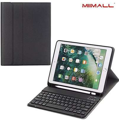 Detachable Wireless bluetooth Keyboard Kickstand Tablet Case For iPad Pro 9.7 Inches image 6
