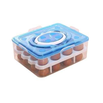 *32pcs Egg storage box* image 3