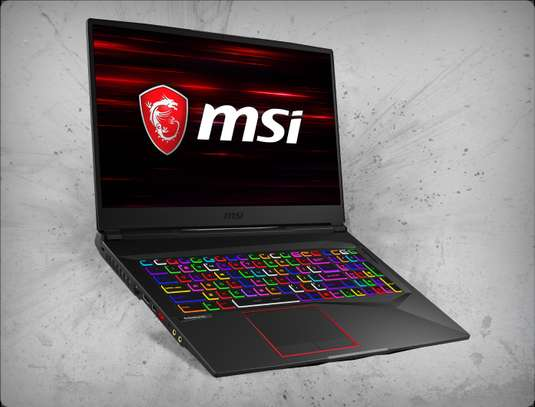 Msi GS63vr Core i7 8th Gen image 1