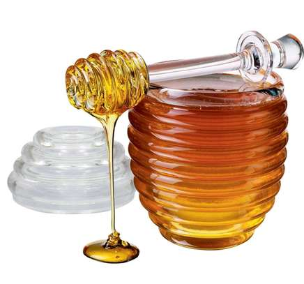 Honey Container With lid image 2