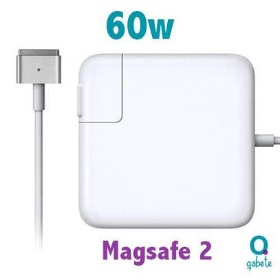Generic Compatible With MacBook Air Charger, Works With 60W Magsafe 2 T-Tip Power Adapter Charger for Macbook Pro Retina with 13-inch And MacBook Air 11-inch & 13-inch Late 2012 image 1