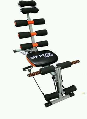 Six pack care with pedals