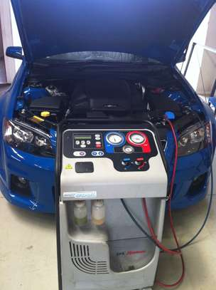 Car Air Conditioner Top Up