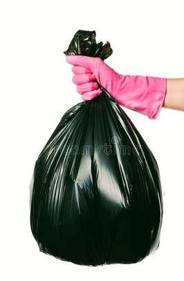 Garbage bags image 1