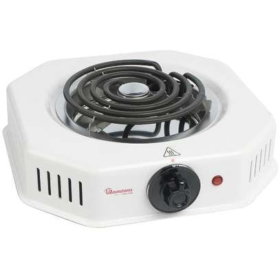 RAMTONS SPIRAL PLATE COOKER 1 BURNER WHITE- RM/250 image 2