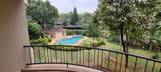 Furnished 3 bedroom apartment for rent in Kileleshwa image 13