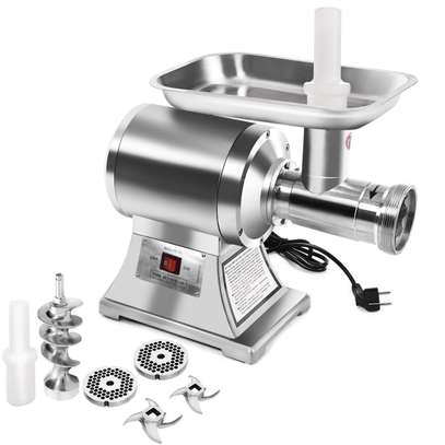 Electric Meat Grinder 1100W Stainless Steel Heavy Duty #12 image 1