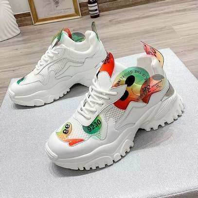 Chunky sneakers image 3