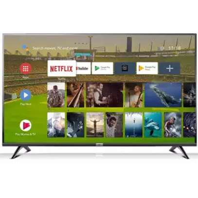 50 inches TCL smart 4K UHD  android TV image 1