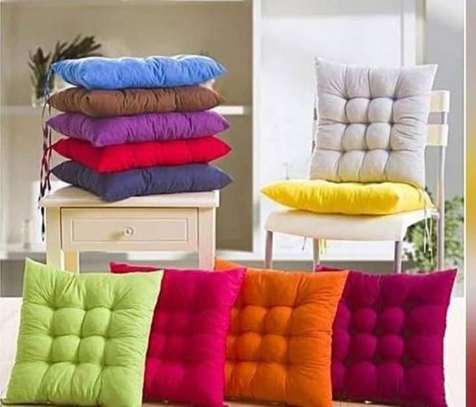 indoors cushion chair pads image 1