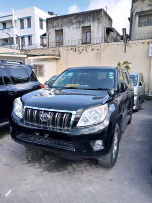 Toyota Prado tx On Credit Terms.