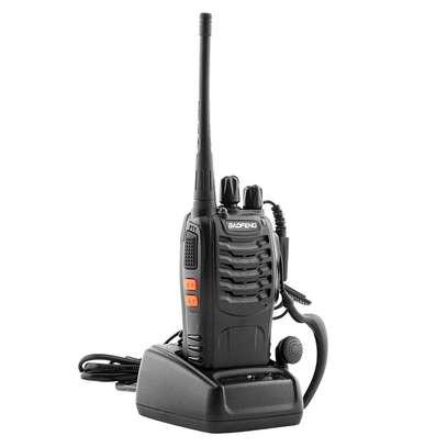 BaoFeng BF-888S Radio Transceiver Portable 2 way radio Walkie Talkie 1PC image 3