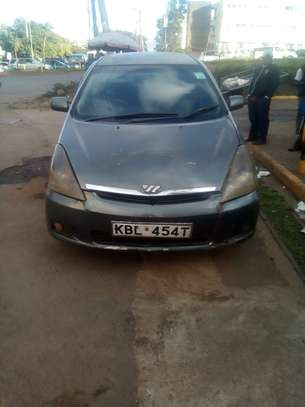 Toyota wish for sale image 4