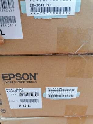EPSON EB-2042 3LCD (4400Lumens) PROJECTOR image 1