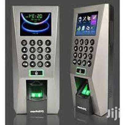 zk Teco Fingerprint Reader
