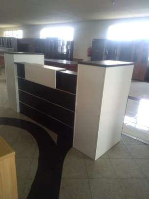 2.0 Metre Office Reception Desk image 1