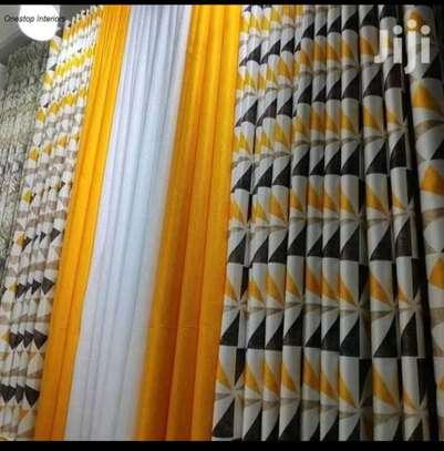 Decorative curtains image 3