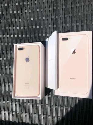 Apple Iphone 8 Plus | 256gb Gigabytes | Gold image 1