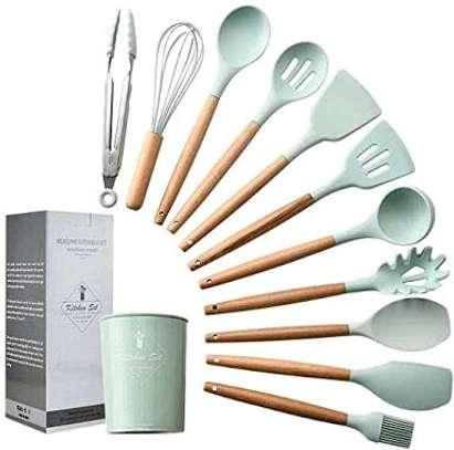 11 in 1 kitchen tool set image 1