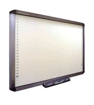 INTERACTIVE WHITE BOARDS 77""