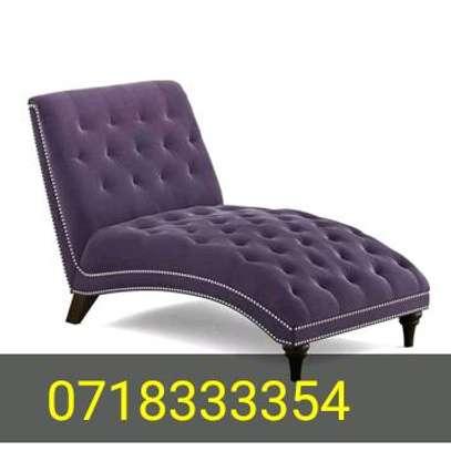 Fabulous Stylish Modern Quality Chaise image 1