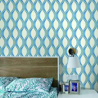 Bright surface self adhesive wallpaper image 11