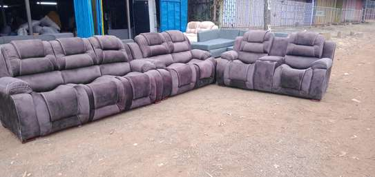 Recliner Sofa image 4