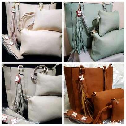 3in1 classic handbags image 1