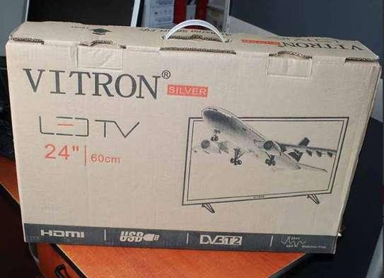 Brand New 24 Inch  Digital Inbuilt Decorder LED Vitron TV image 1