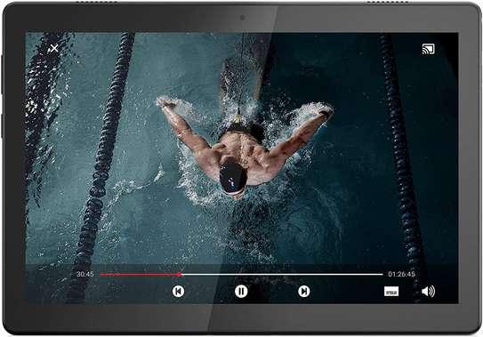 Lenovo Tab M10 HD Tablet (10.1-inch, 4GB, 64GB, Wi-Fi + 4G LTE, Volte Calling image 2