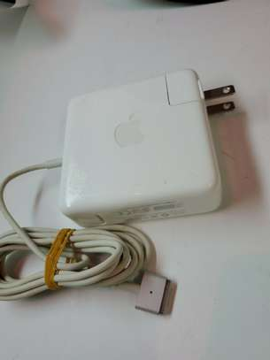 Apple 60W MagSafe 2 Power Adapter - White image 1