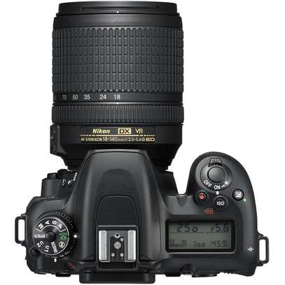 Nikon D7500 DSLR Camera with 18-140mm Lens image 2