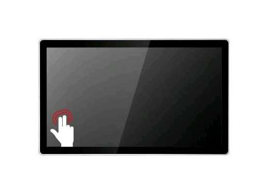 Touch screen monotors-43 inch HD. image 1