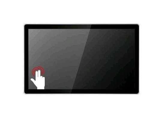 Touch screen monotors-43 inch HD.