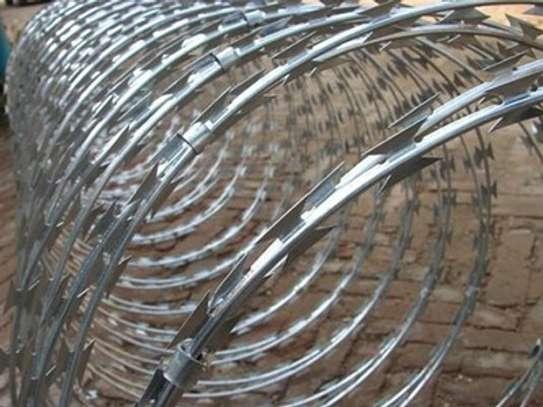 Razor wire installers in Kenya   Razor fence installation Kenya image 4